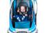 Thule Chariot Chinook 1 + Stroll/Jog Kit Blue (10101509)